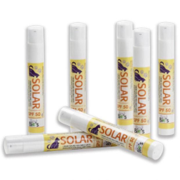 Solar mugue crema solare cani