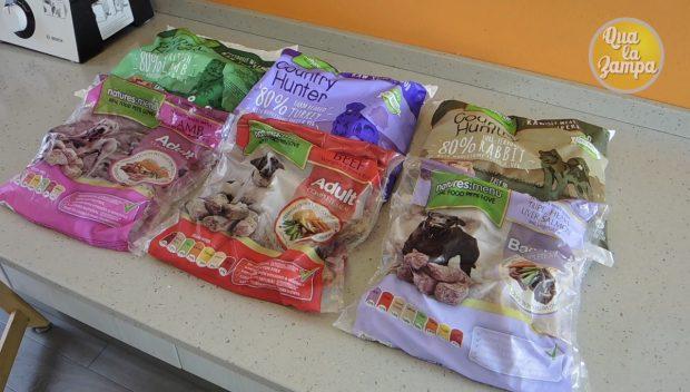 dieta carne cruda cani barf