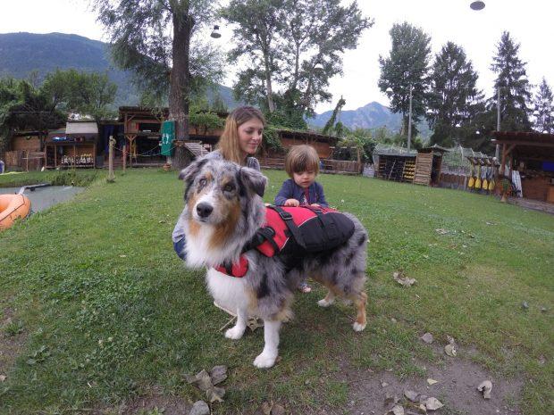 cane bagno lago petvillage