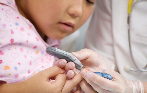 diabete bambini