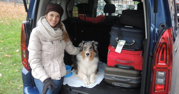 opel combo auto cani bambini famiglia Fb
