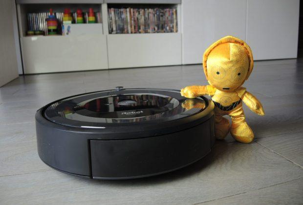 aspirapolvere roomba peluche robot d3bo