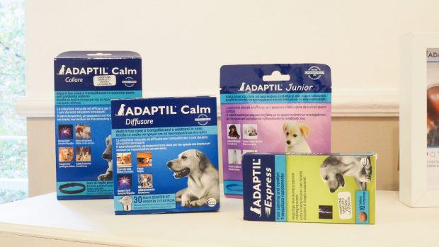 feromoni cane adaptil prodotti